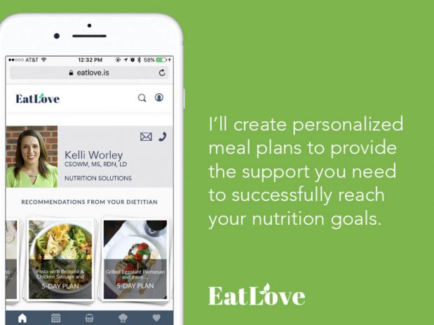 Healthy, Easy, Personalized Meal Plans Done-for-you