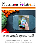 25 Best Apps for Optimal Health from Intentional Eating